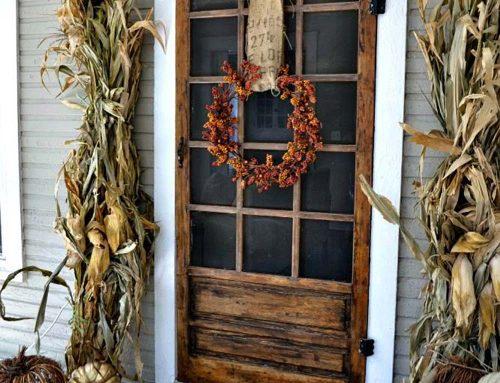 Great Fall Porch Decor ideas