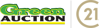 Green Auction Logo